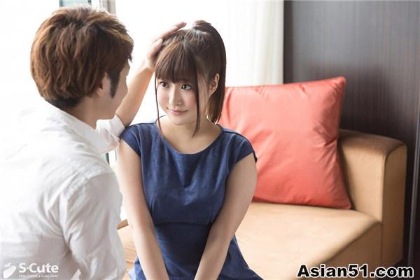 S-Cute 519-Nonoka #2 言葉と身体で繋がる仲良しエッチ